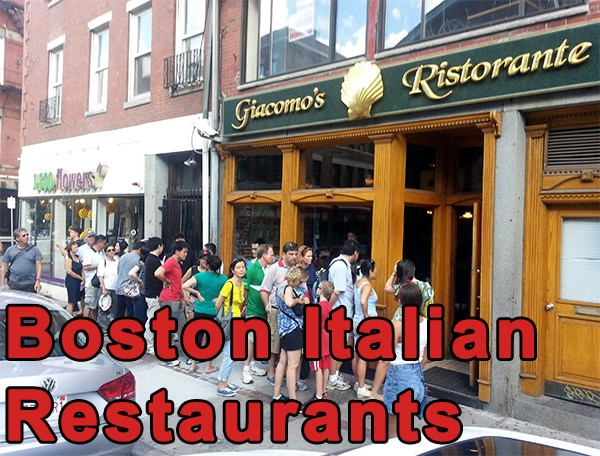 Best Boston Italian Restaurants